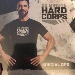 22 minute hard core bonus